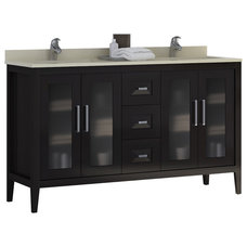 Contemporary Bathroom Vanities And Sink Consoles by Macral Design Corp.