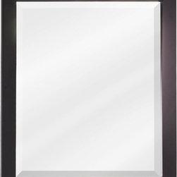 """Hardware Resources - Lyn Design MIR101-24 24"""" Black Mirror - MIR101-24 information:"""