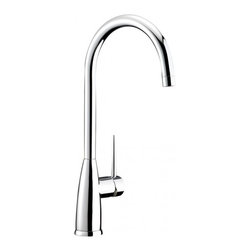 Dowell - Dowell Single Handle Kitchen Faucet - Single Handle Kitchen Faucet