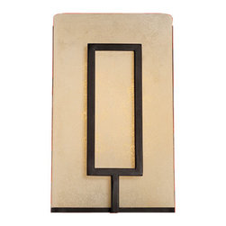 Designer Fountain - Regatta LED Wall Sconce - LED wall sconce