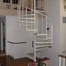 Contemporary  by Portland Stair Company