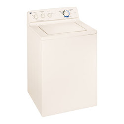 GE 3.7 DOE cu. ft. capacity washer - Features: