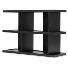 modern bookcases cabinets and computer armoires Axis Shelf Set I
