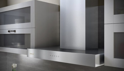 Modern Kitchen Hoods And Vents by US Appliance