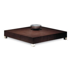 Kenneth Cobonpue Nobu Square Coffee Table