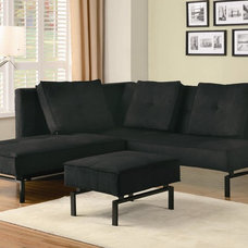 Contemporary Sectional Sofas by FurnitureNYC