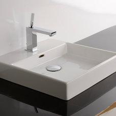 Contemporary Bathroom Sinks by Modo Bath