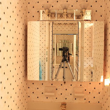 Eclectic Bathroom Mirrors by R J Hoppe Inc