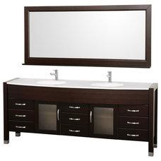 Contemporary Bathroom Mirrors by Vanities for Bathrooms