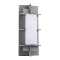 PLC Lighting - PLC Lighting PLC 16622 Single Light Outdoor Wall Sconce from the Decoro Collecti - PLC Lighting PLC 16622 Contemporary / Modern Single Light Outdoor Wall Sconce from the Decoro CollectionSince 1989, PLC Lighting, Inc. has continued to provide our customers with both contemporary and traditional lighting fixtures in a multitude of styles. Their products can be found in showrooms throughout North, Central and South America, as well as the Caribbean Islands. They furnish the finest residences, hotels, restaurants, and office complexes all over the world.Features: