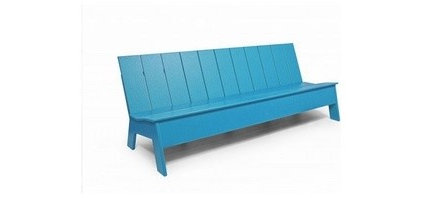 Modern Outdoor Benches by YLiving.com