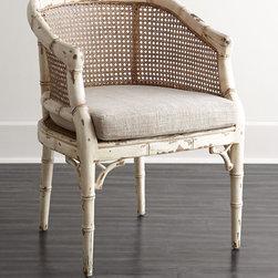Suzie Rattan Chair -
