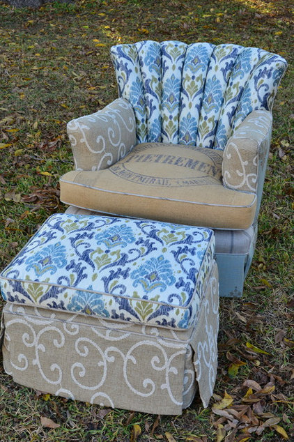 Eclectic Chairs by ReNewal Home Decor