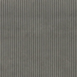 Grey Striped Microfiber Upholstery Fabric By The Yard - This microfiber upholstery fabrics is great for all residential, contract, hospitality and automotive purposes. Our microfiber fabrics are stain resistant, heavy duty and machine washable. This pattern is non-directional.