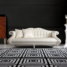 Traditional Sofas by ModernContempo