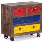 DE STIJL DRESSER by Holly Hunt - Modern - Dressers - other ...