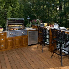 Traditional Deck by K&N Sales