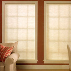 Contemporary Cellular Shades by Blindsgalore