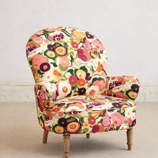 Eclectic Accent Chairs by Anthropologie
