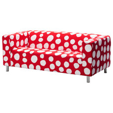Eclectic Love Seats by IKEA