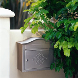 The Peninsula - With striking features and superior craftsmanship our Peninsula locking wall mount mailboxes incorporate style, function and elegance to the entrance to every home they grace. Seamlessly combining form and function, the collection features large incoming mail slots, spacious storage compartments and secure locking access doors. Explore the Peninsula's features and finish options below. To find a dealer near you please visit: http://www.architecturalmailboxes.com/where-to-buy/default.aspx