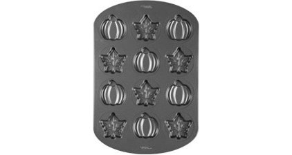 Eclectic Cupcake And Muffin Pans by New York Cake & Baking Distributor