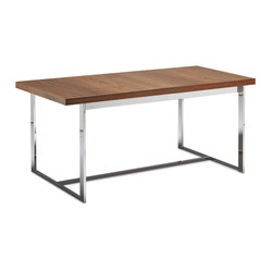 Spice Rectangular Table, Walnut