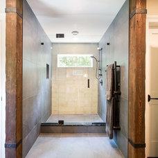 Asian Bathroom by Studio 1200