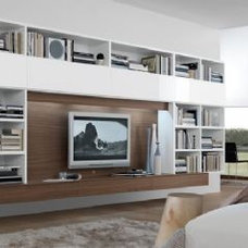 Modern Display And Wall Shelves  by A WHITE ROOM