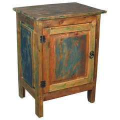 nightstands and bedside tables by Direct From Mexico Home Furnishings
