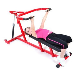 KidsFit Horizontal Pec Press