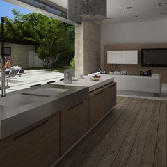 modern kitchen Marcheeta pl