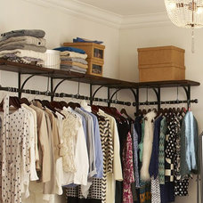 Modern Closet Storage by Pottery Barn