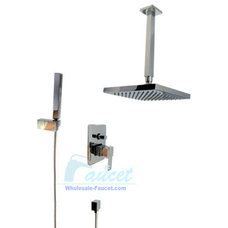 Contemporary Tub And Shower Faucet Sets by wholesale faucet