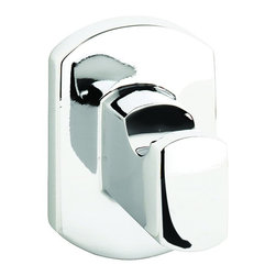 Croydex - Croydex QM621741 Chelsea Sngl Robe Hook in Chrome - Croydex QM621741 Chelsea Sngl Robe Hook in ChromeBeautifully styled accessories with a no nonsense design! These high quality bathroom accessories have a simple, straightforward design – easy to keep clean and pleasing on the eye!Croydex QM621741 Chelsea Sngl Robe Hook in Chrome, Features:• Durable zinc alloy construction with high quality chrome plated finish.