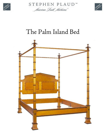 Tropical Beds by Stephen Plaud Inc.