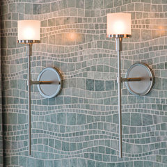 modern bathroom tile by B&bull;D&bull;G Design Group
