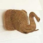 Rattan Elephant - VivaTerra -