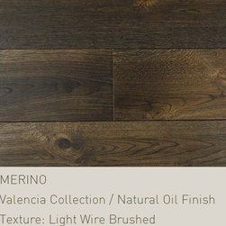 Valencia Collection: Merino - Finished-to-order
