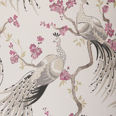 Eclectic Wallpaper by Clarke & Clarke