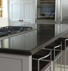 contemporary kitchen countertops Pyrolave kitchen worktop