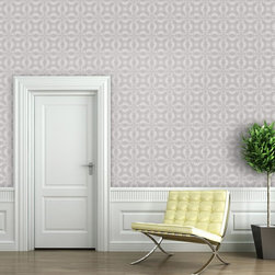 """Mosaic Wallpaper, Tusk, 25"""" X 9.5' - """"Swag Paper - Empowering the Do-It-Yourselfer:"""