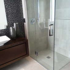 Contemporary Showers by Heritage Tiles NZ