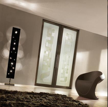 Contemporary Interior Doors by Tondin Porte
