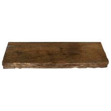 Rustic Wall Shelves by Punky Hill