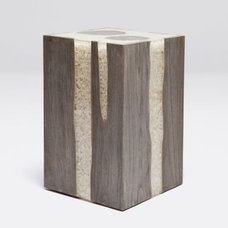 Contemporary Side Tables And End Tables by Clayton Gray Home
