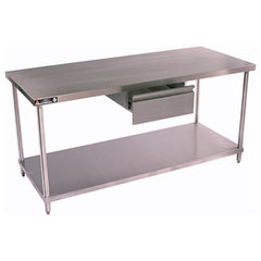 contemporary kitchen islands and kitchen carts by KitchenSource.com