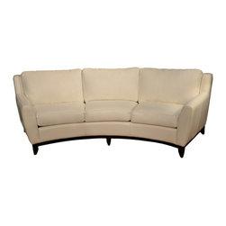 Pisa Sofa - http://www.omnialeather.com