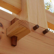 by Heirloom Timber Framing