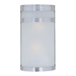 Maxim Lighting - Maxim Lighting 86006FTSST Maxim 86006FTOI Oil Rubbed Bronze Arc EE 2 Light ADA C - Product